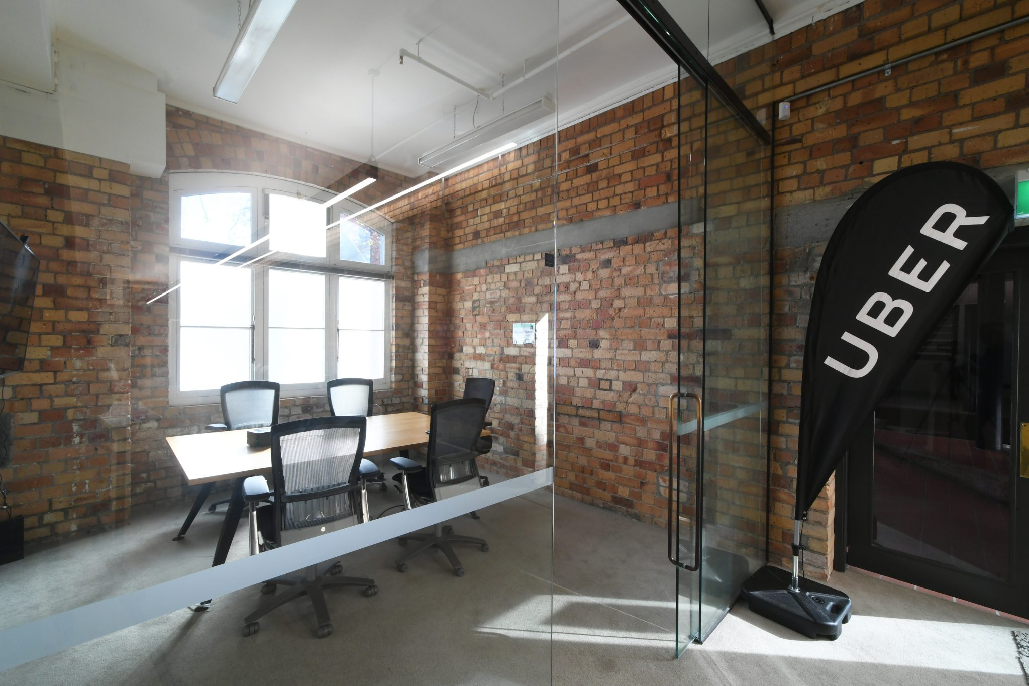 Portfolio - Uber Office Fit Out